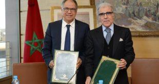 Bank Al-Maghrib : Une convention de coopération avec le Conseil de la Concurrence