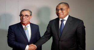 Banque Centrale Populaire : Mohamed Karim Mounir fait Commandeur de l'Ordre national de Côte d'Ivoire