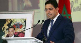 Profondément préoccupé, le Maroc exprime son rejet de toute intervention étrangère en Libye (Bourita)