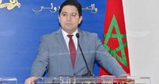 Le Maroc réitère son soutien à une solution qui respecte les aspirations du peuple vénézuélien
