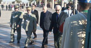Maroc-Mauritanie : Réunion à Rabat de la Commission militaire mixte
