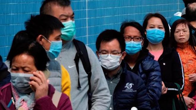 Coronavirus : Le nombre d'infections en Chine a dépassé celui du SRAS