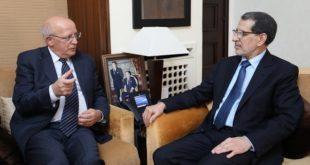 Maroc/Portugal : Volonté commune d'intensifier la coopération bilatérale