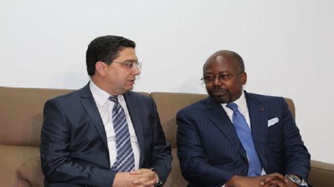 Réunion ministérielle du Maroc et de 12 pays du Pacifique, le 22 février à Laâyoune