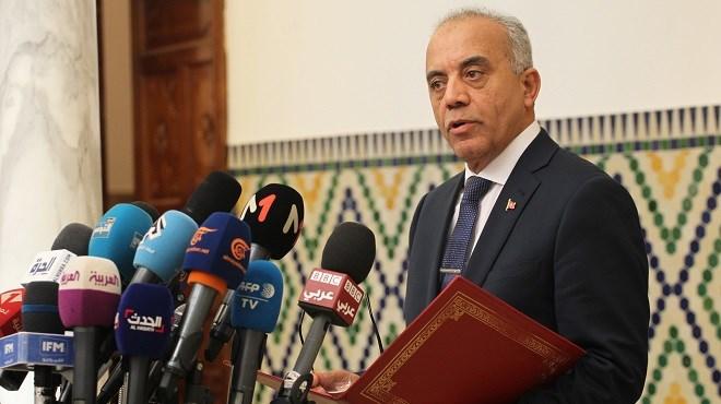 Tunisie : Habib Jemli dévoile la composition de son gouvernement