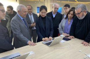 Telecoms : Huawei prêt à lancer la 5G au Maroc