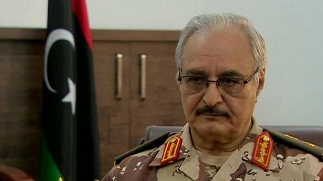 Libye : Le poker du maréchal Haftar