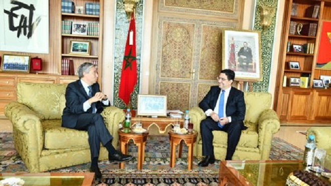 """Le Maroc a déployé des efforts """"sérieux et crédibles"""" pour avancer sur la question du Sahara"""
