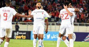 Botola Pro D1 : Le Wydad de Casablanca bat le Moghreb de Tétouan (2-1)