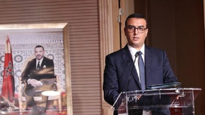 M. Amkraz : Le ministère du Travail veille à l'amélioration de la situation sociale des avocats