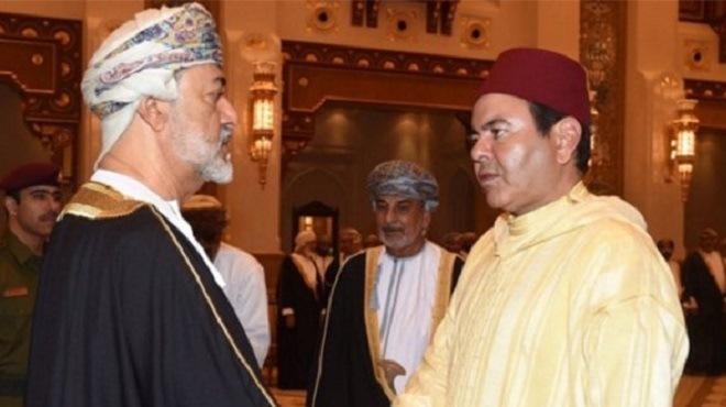 Obsèques du Sultan Qabous ben Saïd SAR : Le Prince Moulay Rachid à Oman pour représenter SM le Roi