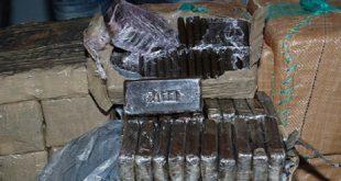 Oujda : Deux arrestations pour liens présumés avec un réseau criminel de trafic international de drogue