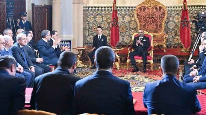 Or bleu : Plan royal pour le Maroc