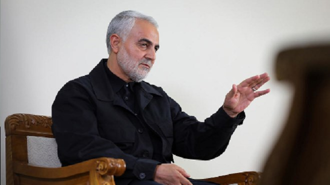 Iran : Le général Qassem Soleimani tué dans une frappe aérienne à Bagdad
