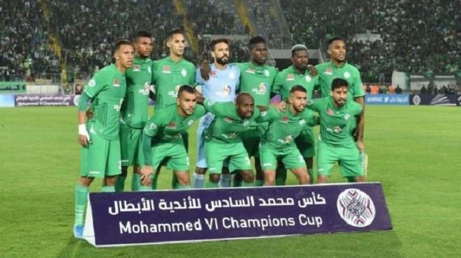 Coupe Mohammed VI : Le RAJA s'impose face au MC Alger