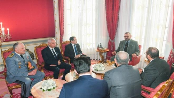 Coronavirus : SM le Roi ordonne le rapatriement des ressortissants marocains à Wuhan