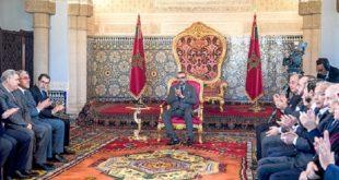 SM le Roi préside la cérémonie du Programme intégré d'appui et de financement des entreprises