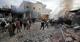 Syrie : Reprise des combats