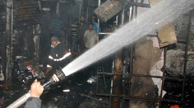 Tanger : Deux morts lors d'un incendie dans un café