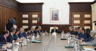 Gouvernement : Adoption du projet de décret relatif à l'organisation du ministère de l'Intérieur