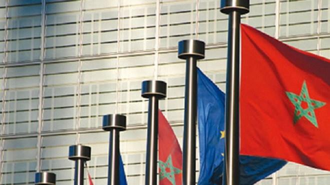 """Le Maroc et l'UE expriment leur ambition de promouvoir """"le Partenariat euro-marocain de prospérité partagée"""""""