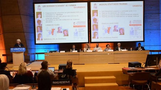 Paris : 7èmes Assises internationales sur les violences sexuelles à l'Unesco
