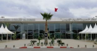 Aéroport d'Al Hoceima : Plus de 5.000 voyageurs en janvier