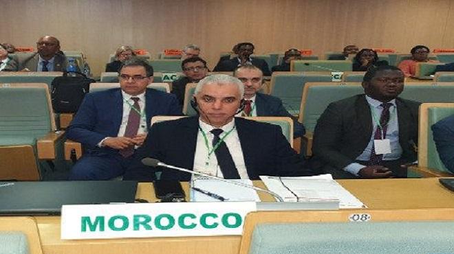 COVID-19 : Le Maroc participe à une réunion d'urgence à l'Union Africaine