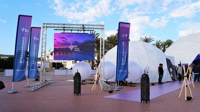 """Lancement à Agadir du portail touristique """"All Souss Massa"""""""