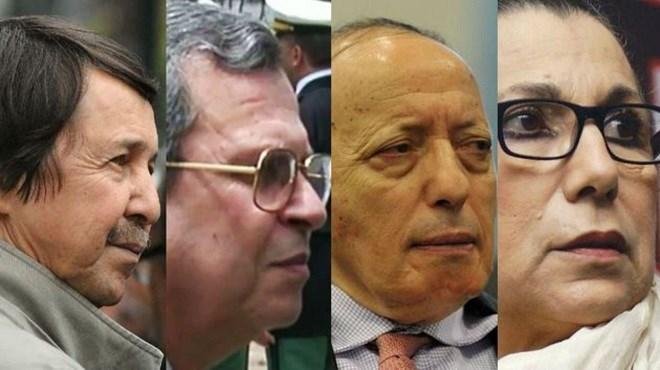 Algérie : 20 ans de prison requis pour Saïd Bouteflika et ses coaccusés