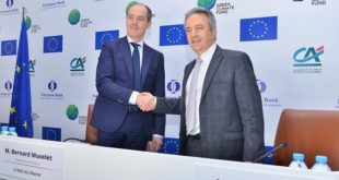 Crédit du Maroc : Un prêt de la BERD pour l'économie verte