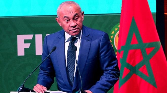 La CAF décide de poursuivre le partenariat CAF-FIFA afin d'entamer les réformes nécessaires