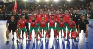 CAN de Futsal à Laâyoune : Le Maroc sacré champion