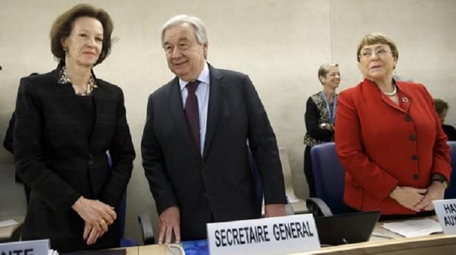 Genève : Ouverture de la 43ème session du CDH avec la participation du Maroc
