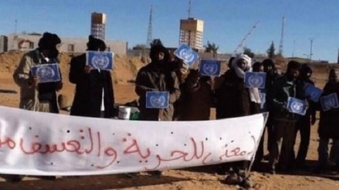 Camps de Tindouf : Reprise des manifestations contre le Polisario