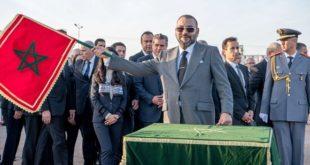 Cités des Métiers et des Compétences : SM le Roi lance les travaux de construction de la Cité d'Agadir
