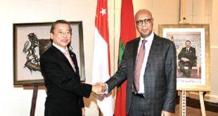 Inauguration du Consulat général honoraire de Singapour à Casablanca