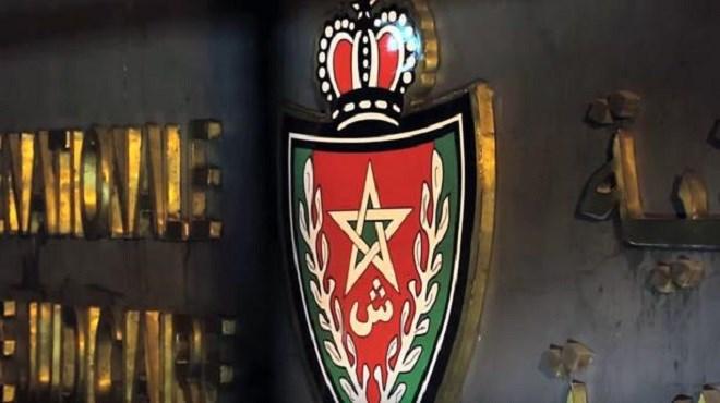 Agadir : Un chauffeur de camion arrêté en possession de 589 kg de chira