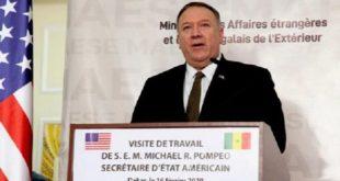 """Les USA feront """"ce qu'il faut"""" au sujet de la réduction ou non de leur présence militaire en Afrique"""