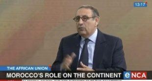 Le rôle clé du Maroc en Afrique mis en avant sur la chaîne sud-africaine Enca News