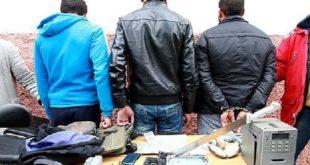 Fès : 5 individus arrêtés pour participation présumée à des actes de vandalisme
