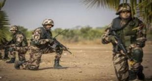 Manœuvres militaires : Démarrage du Flintlock 2020 à Nouakchott