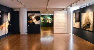 Galerie Banque Populaire : «Parcours croisés » ou peintre de père en fils