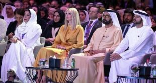 Ivanka Trump à Dubaï pour le Global Women's Forum