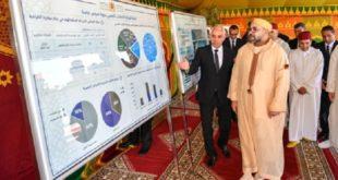 SM le Roi lance les travaux de construction de l'Hôpital psychiatrique d'Agadir