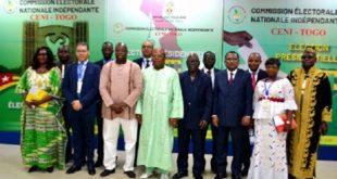 La HACA en mission d'information au Togo à l'occasion de l'élection présidentielle