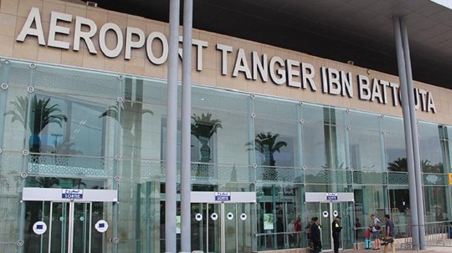 Aéroport Ibn Battouta, 4ème plus important point de passage aérien