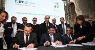 IFC : 100 millions de dollars à la Région Casablanca-Settat