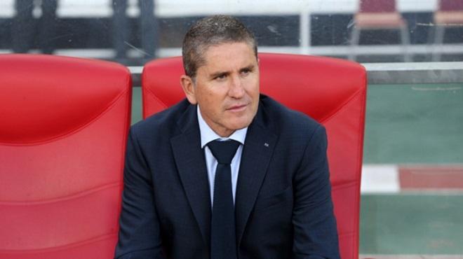 L'Espagnol Juan Carlos Garrido nouvel entraîneur du Wydad de Casablanca