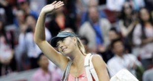 Tennis : La Russe Maria Sharapova met fin à sa carrière